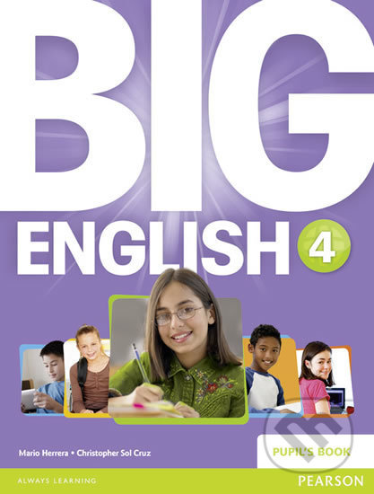 Big English 4 - Pupil's Book - Mario Herrera