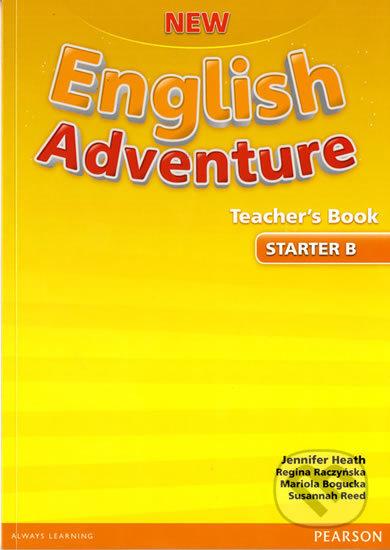 New English Adventure - Starter B - Teacher's Book - Jennifer Heath