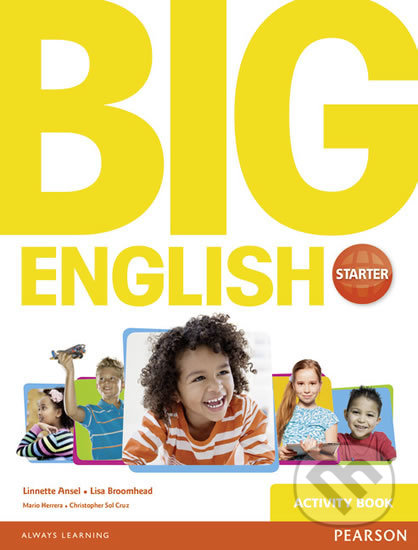 Big English - Starter - Activity Book - Lisa Broomhead