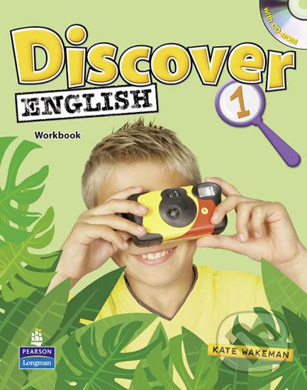 Discover English 1 - Activity Book - Kate Wakeman