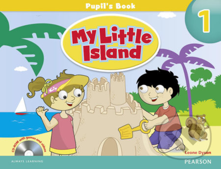 My Little Island 1 - Students' Book - Leone Dyson
