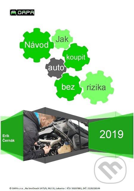 Návod jak koupit auto bez rizika - Erik Černák