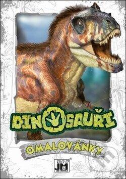 Venirsincontro.it Omalovánky A5: Dinosauři Image