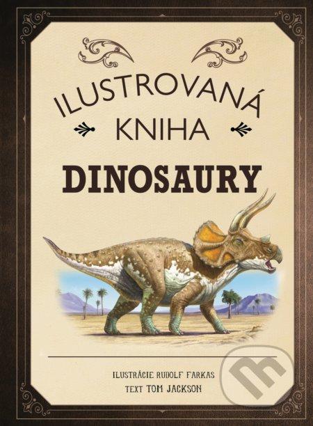 Newdawn.it Ilustrovaná kniha: Dinosaury Image