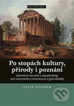 Za hory, za moře a zpátky - Filip Binder
