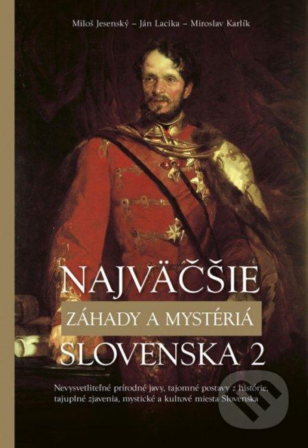 Newdawn.it Najväčšie záhady a mystériá Slovenska II Image