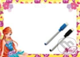 Winx Club: Stíratelná tabulka -