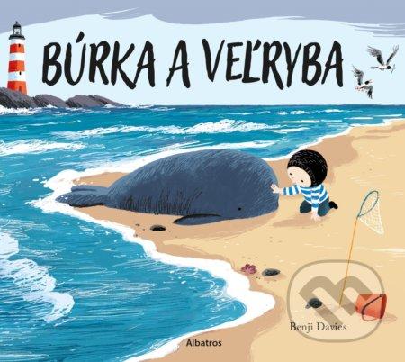 Búrka a veľryba - Benji Davies