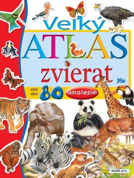 Veľký atlas zvierat - Francisco Arredondo