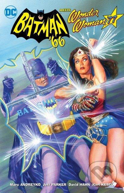 Batman '66 Meets Wonder Woman '77 - Jeff Parker