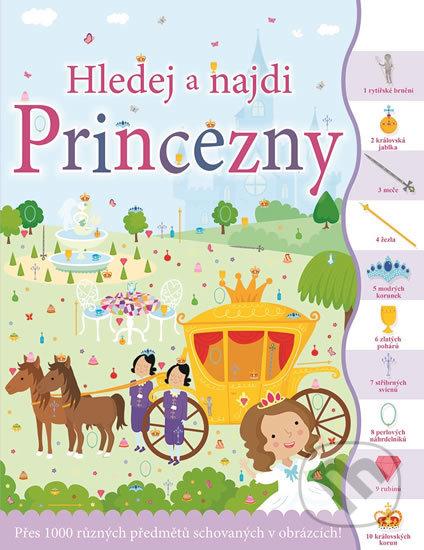 Princezny - Hledej a najdi - Svojtka&Co.