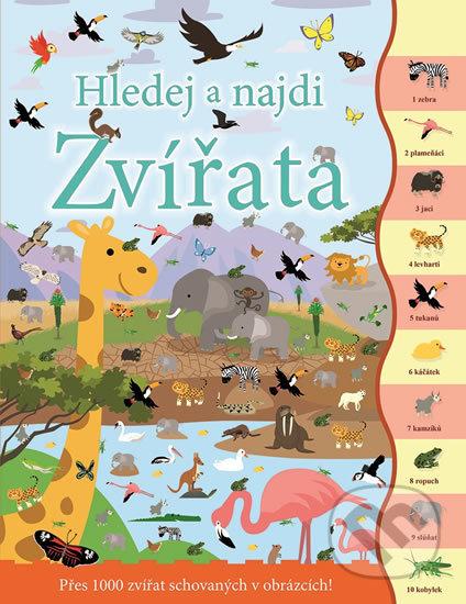 Hledej a najdi: Zvířata - Svojtka&Co.