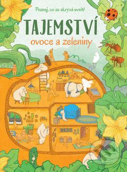 Tajemství ovoce a zeleniny - Bookmedia
