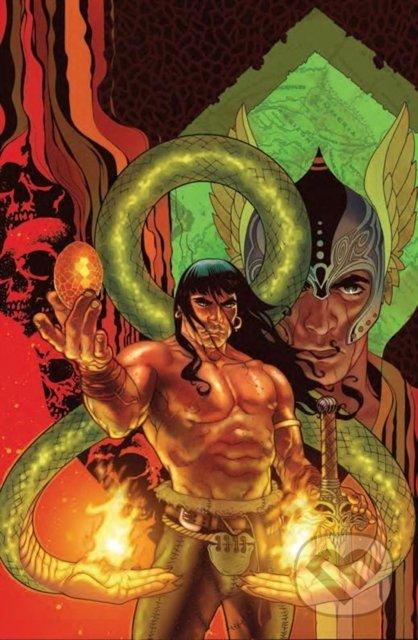 Conan Chronicles - Epic Collection - Kurt Busiek, Cary Nord (ilustrácie), Mike Mignola (ilustrácie)