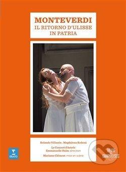 Monteverdi: Il ritorno di Ulisse in patria DVD