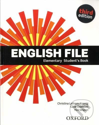 New English File - Elementary - Student's Book - Christina Latham-Koenig, Clive Oxenden, Peter Selig