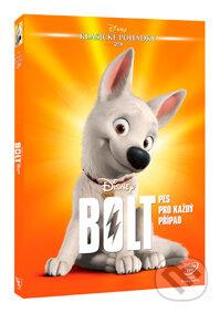 Bolt: pes pro každý případ DVD