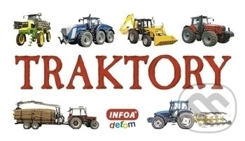 Skladanka - Traktory - INFOA