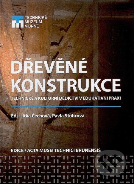Dřevěné konstrukce - Jitka Čechová