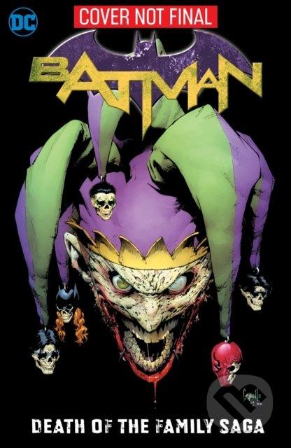 Batman 3: Death of the Family - Scott Snyder