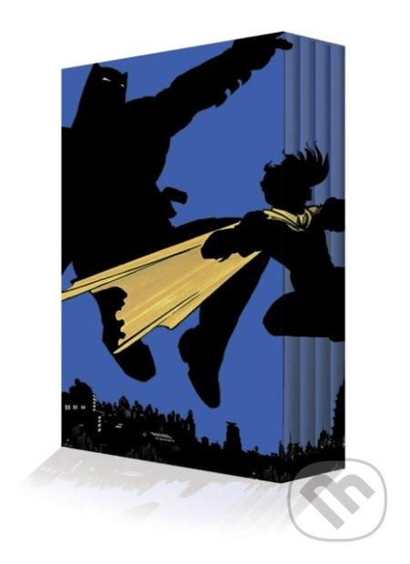 The Dark Knight Returns - Frank Miller, Klaus Janson (ilustrácie)