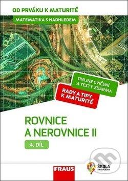 Interdrought2020.com Rovnice a nerovnice II. Image