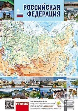 Fatimma.cz Ruská federace Mapa Image