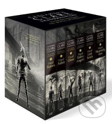 The Mortal Instruments Boxed Set - Cassandra Clare