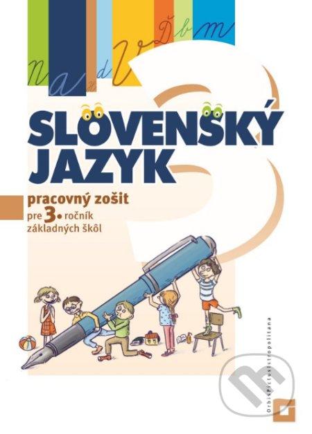 Fatimma.cz Slovenský jazyk pre 3. ročník základných škôl Image