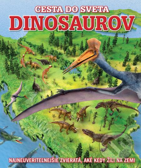 Fatimma.cz Cesta do sveta dinosaurov Image