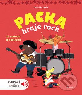 Packa hraje rock - Magali Le Huche