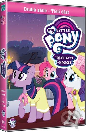 My Little Pony: Pŕátelství je magické DVD