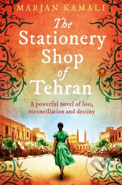 Stationery Shop of Tehran - Marjan Kamali