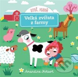 Fatimma.cz Otoč, posuň - Velká zvířata z farmy Image