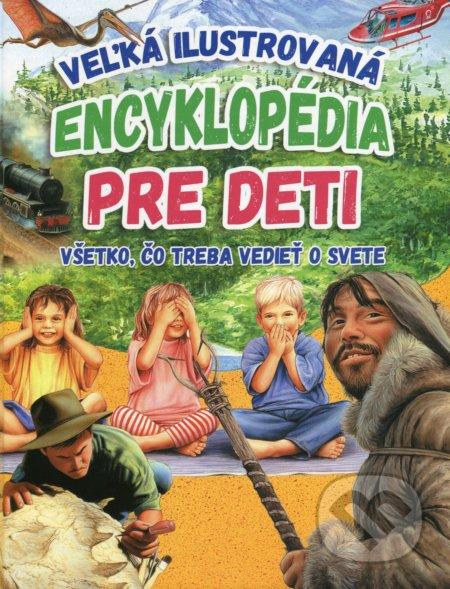 Excelsiorportofino.it Veľká ilustrovaná encyklopédia pre deti Image
