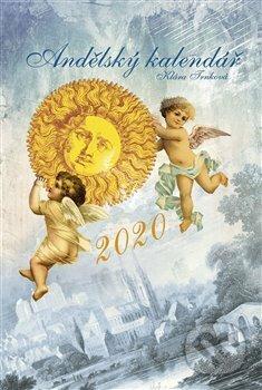 Kalendář 2020 nástěnný Andělský - Klára Trnková