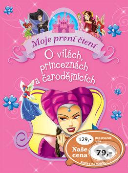 O vílách, princeznách a čarodějnicích - Klub čtenářů
