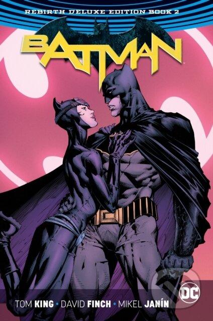 Batman: The Rebirth - Tom King