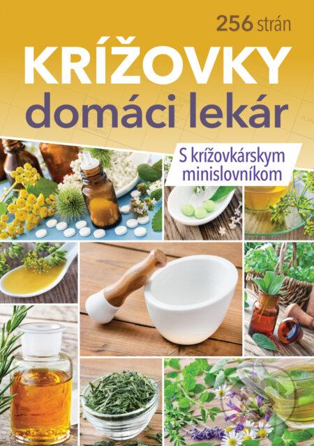 Fatimma.cz Krížovky: domáci lekár Image