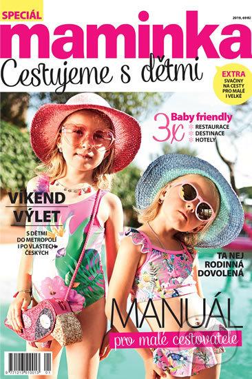Interdrought2020.com Maminka Speciál - Cestování s dětmi Image