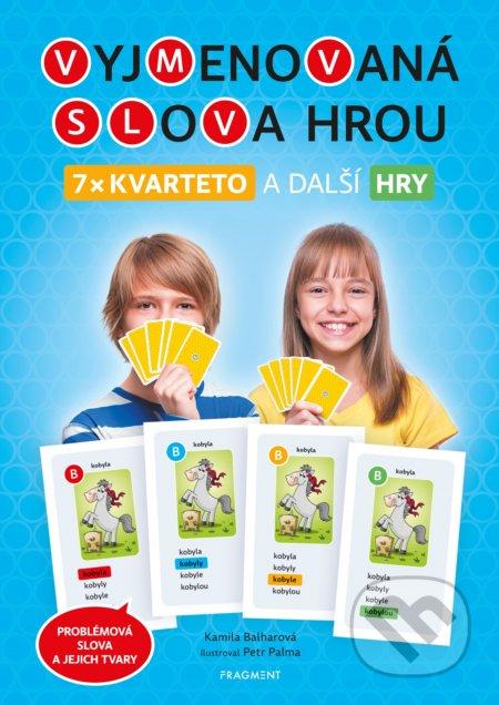 Fatimma.cz Vyjmenovaná slova hrou – 7x kvarteto a další hry Image