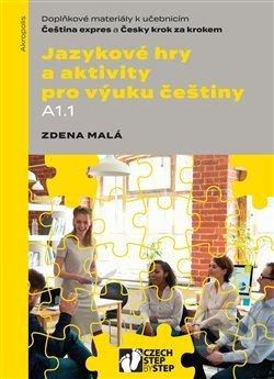 Fatimma.cz Jazykové hry a aktivity pro výuku češtiny A1.1 Image