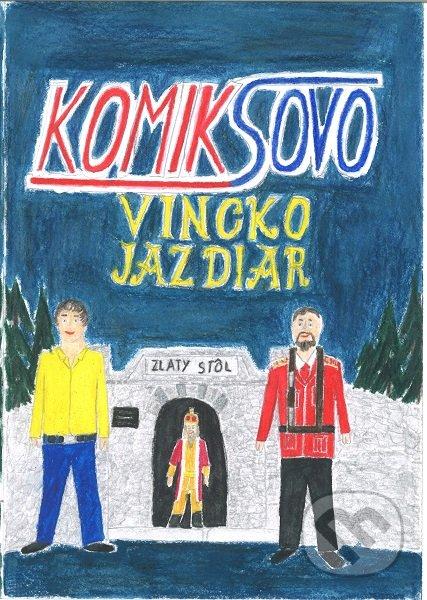 Fatimma.cz Komiksovo: Vincko Jazdiar Image