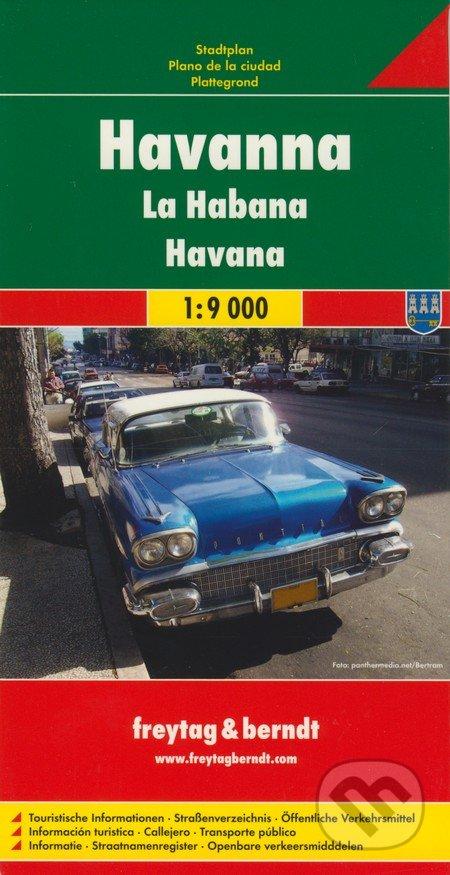 Havana 1:9 000 -