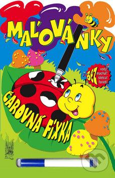 Interdrought2020.com Maľovánky - Čarovná fixka Image