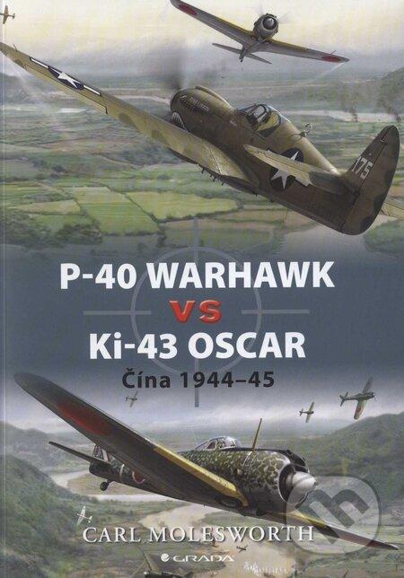 Fatimma.cz P–40 Warhawk vs Ki–43 Oscar Image