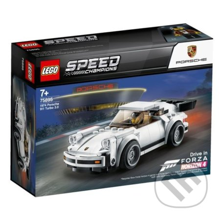Speed Champions 75895 1974 Porsche 911 Turbo 3.0 -