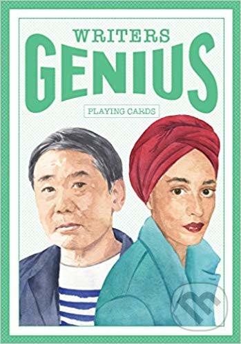 Genius Writers - Marcel George