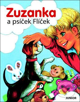 Zuzanka a psíček Flíček - Junior