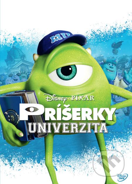 Univerzita pro příšerky DVD